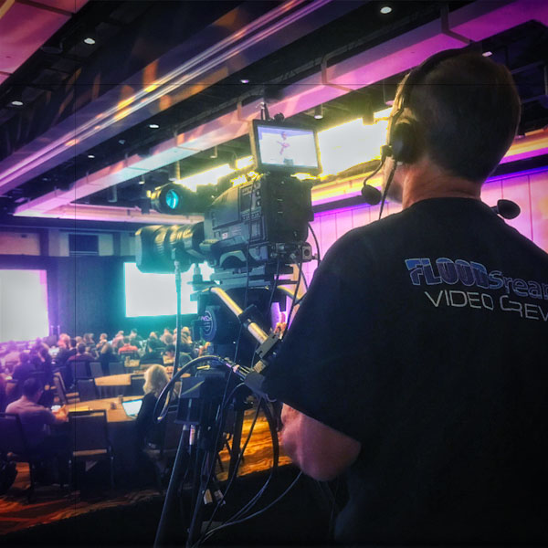 Corporate Event Webcasts