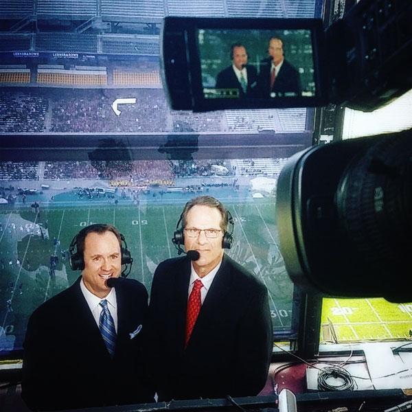 Sports Broadcast Production